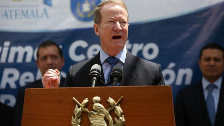 EE.UU. cree que no habrá solución para Venezuela mientras siga el narcotráfico