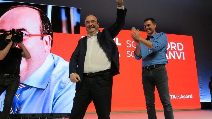 Pedro Sánchez (PSOE) vuelve a Cataluña este sábado por tercera vez en dos semanas