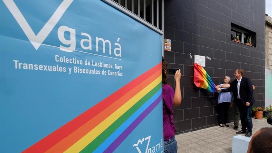 La capital grancanaria honra a los transformistas que abrieron camino a la comunidad LGTB