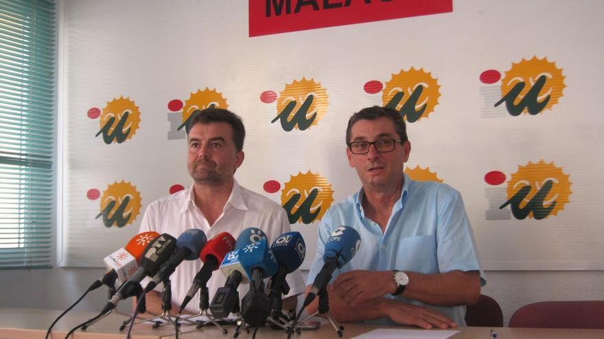 """IU acusa al Gobierno de """"vender humo"""" y presentará enmiendas para exigir que devuelva a Andalucía """"lo robado"""""""