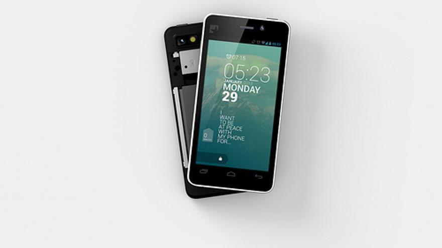 Imagen del Fairphone 1.