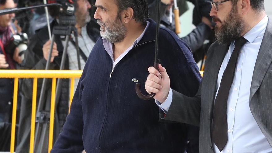 El juez del caso Púnica abre una nueva pieza con facturas de un exalcalde de la Gürtel