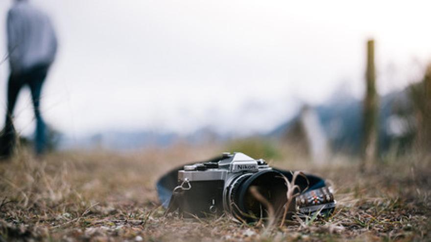 Los fotógrafos se han enfrentado a un nuevo reto.