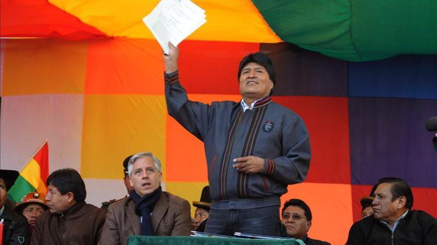 La Unión Europea lamenta la decisión de Bolivia de expulsar a la Usaid