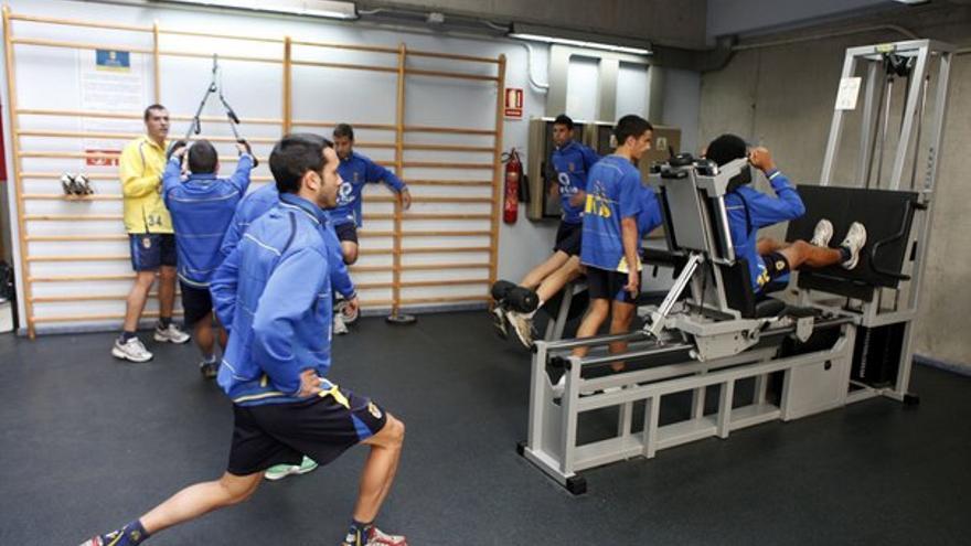 De la preparación física de la UD #7