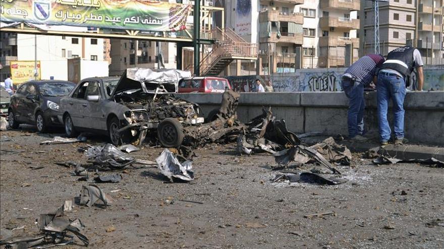 Líbano detiene a los nueve integrantes de la célula que atentó en Beirut