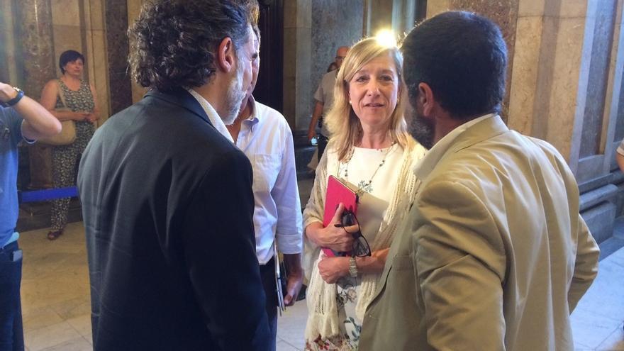Entidades soberanistas piden la misma unidad de voto a JxSí y la CUP en la cuestión de confianza
