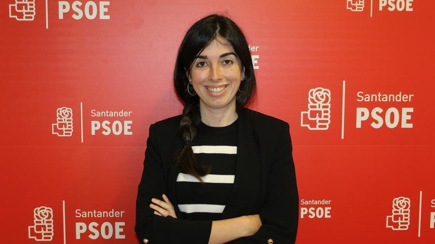 La concejala Ana Santurtún, designada nueva portavoz adjunta del grupo municipal socialista