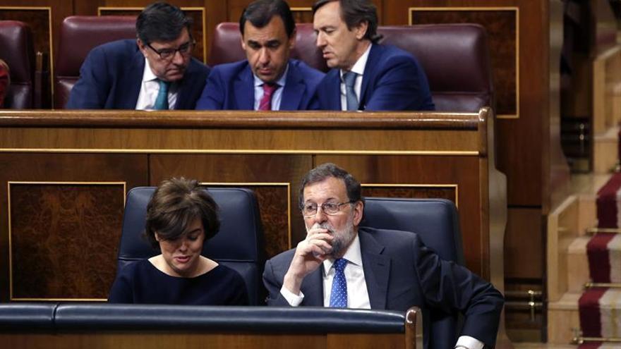 Rajoy contestará el miércoles a la oposición sobre la sentencia de la Gürtel