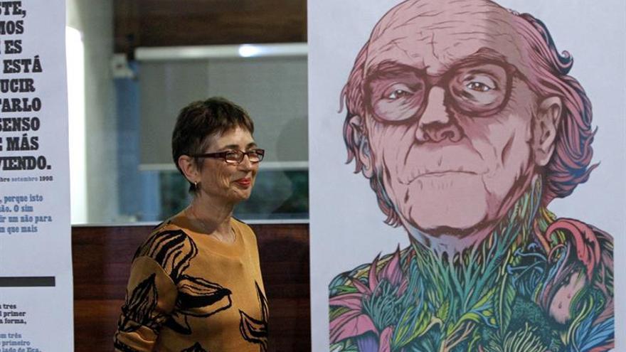 Pilar del Río, premio Luso-Español de Arte y Cultura 2015