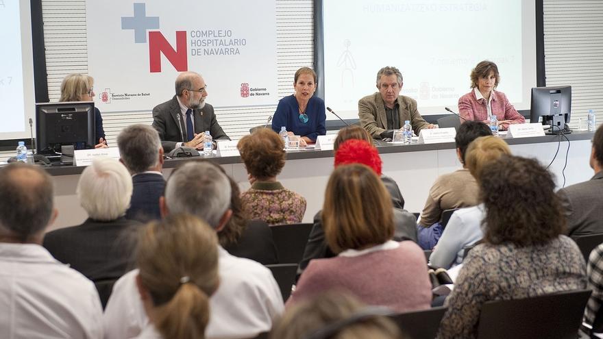 Navarra presenta la Estrategia de Humanización del Sistema Sanitario Público