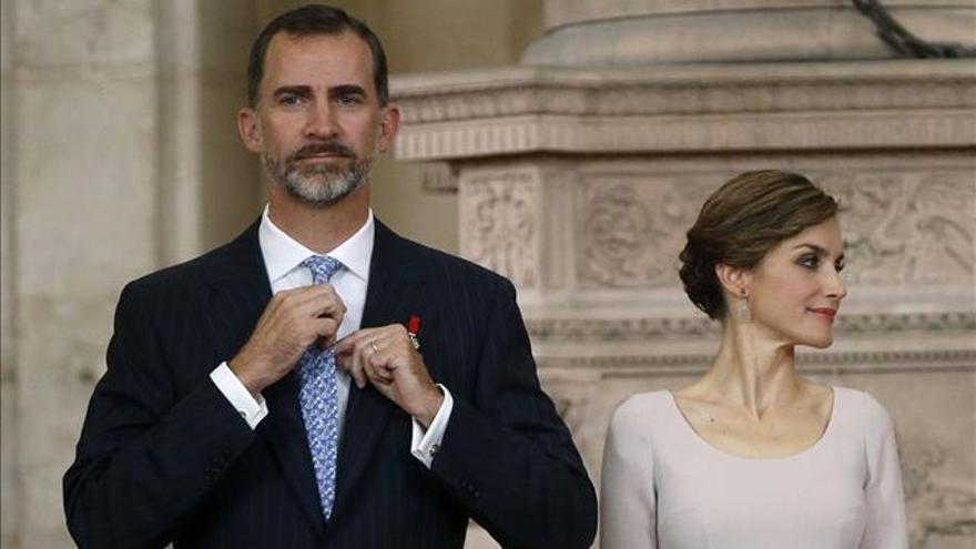 Los Reyes de España, en una imagen de archivo