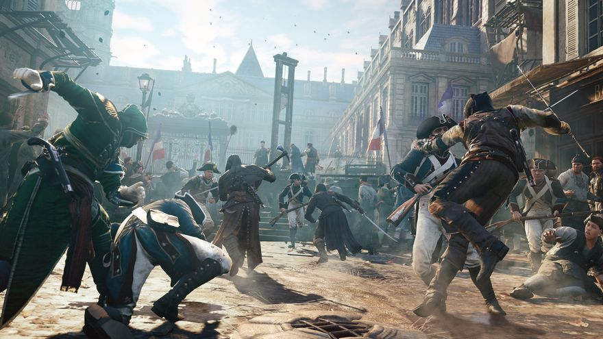 Assassin´s Creed Unity E3 2014