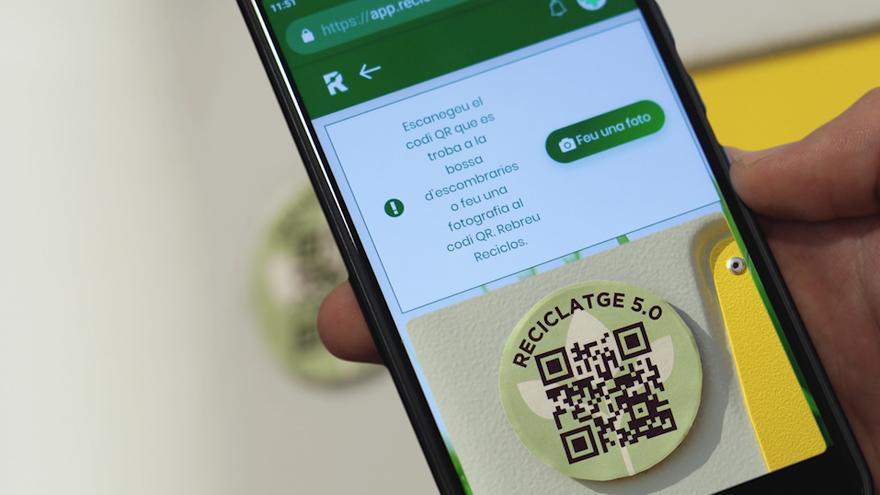 La app 'Reciclos' se enmarca dentro del proyecto 'Reciclaje 5.0', desarrollado por TheCircularLab.