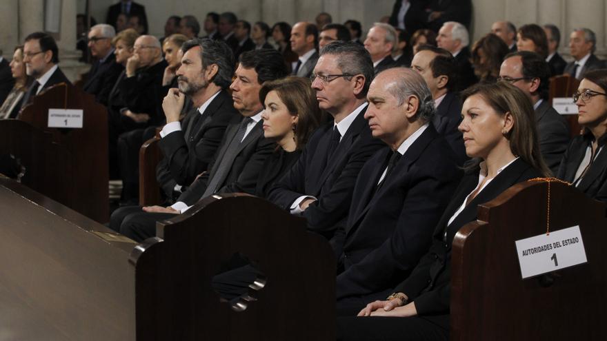 Santamaría dice que los expresidentes posiblemente no fueron invitados ayer a la misa por un error no intencionado