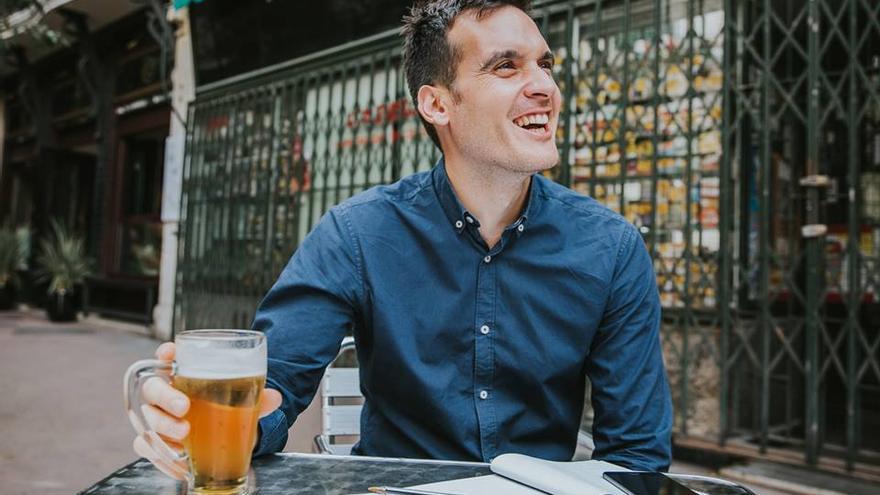 Julio Muñoz. Foto: Beatriz Hohenleiter