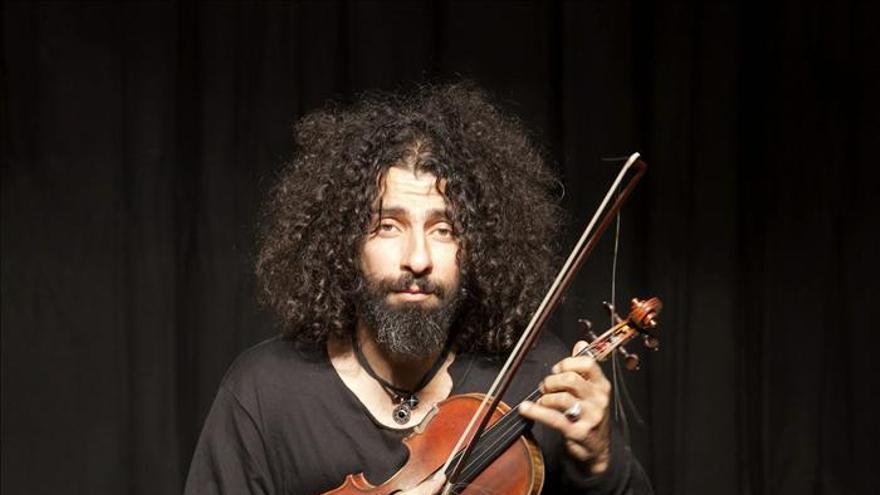 Malikian cree que, aun en crisis, la música en directo vive su mejor momento