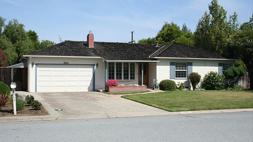 En 2013, la casa de la familia de Steve Jobs fue declarada patrimonio histórico de Los Altos