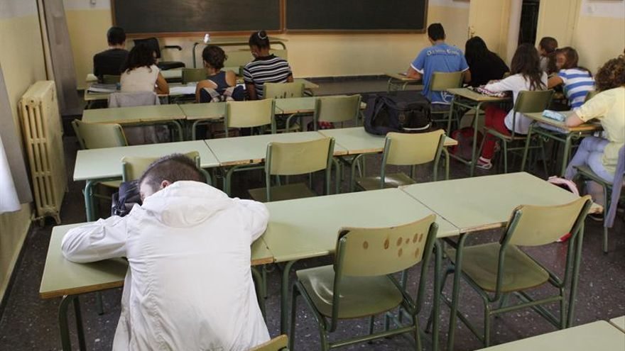 Más graduados que nunca en ESO, Bachillerato y FP