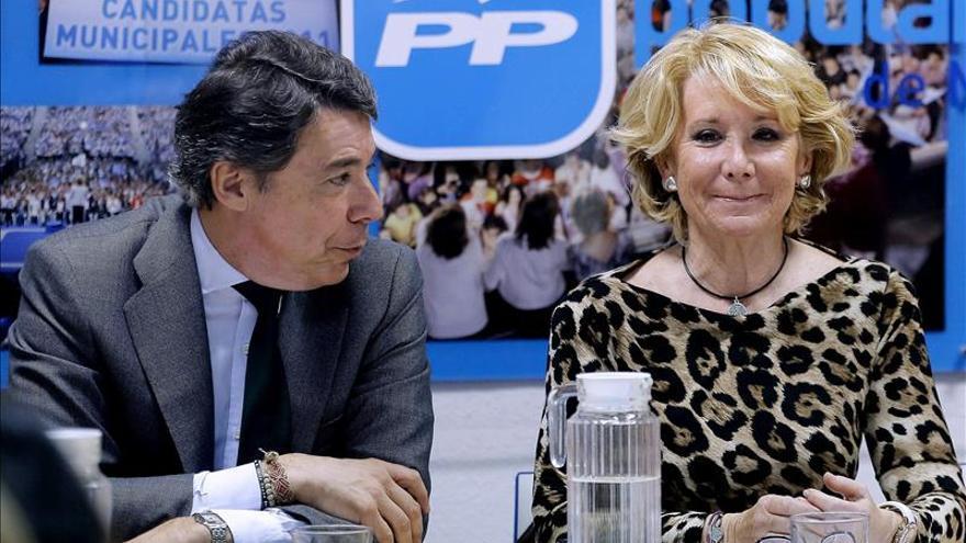 Aguirre exige explicaciones a Granados, que niega que tuviera cuentas en Suiza