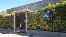 Centro de atención a personas con discapacidad.