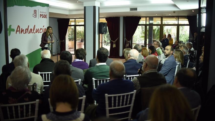Susana Díaz anuncia bonificaciones fiscales para agricultores menores de 40 años para evitar la despoblación
