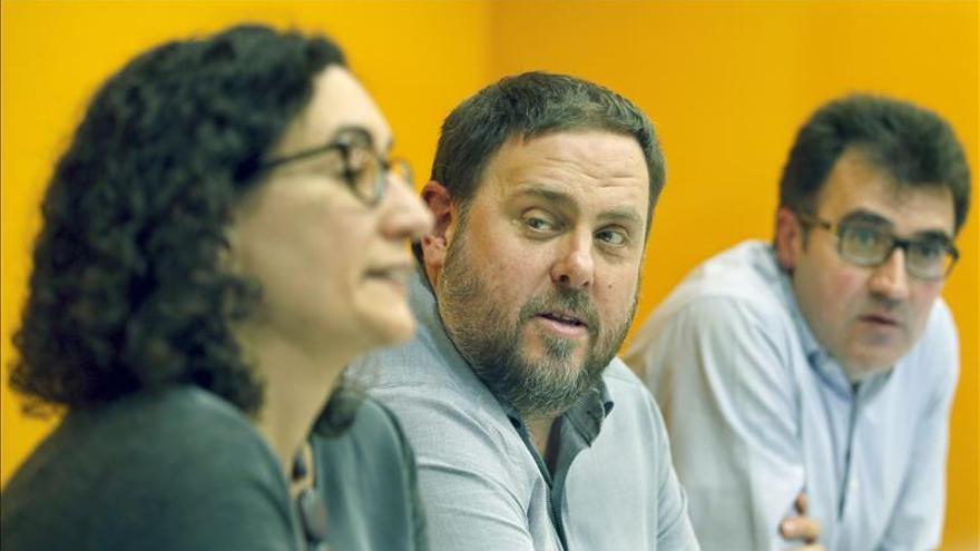 ERC no participará en ninguna comisión de reforma de la Constitución española