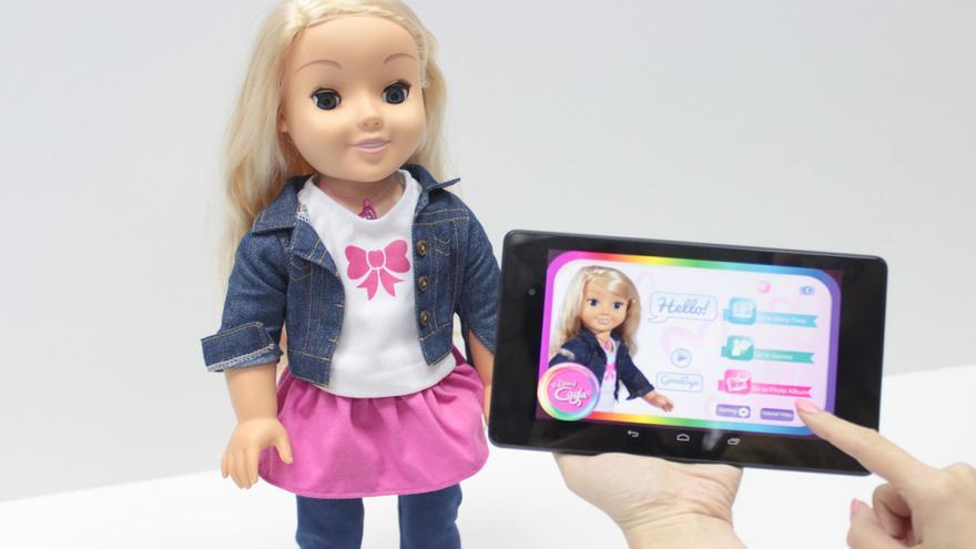 My friend Cayla, la muñeca interactiva prohibida en Alemania