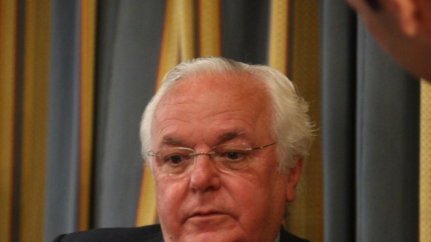 El empresario inmobiliario Joaquín Rivero, expresidente de Bami y Metrovacesa, fallece a los 72 años de edad.