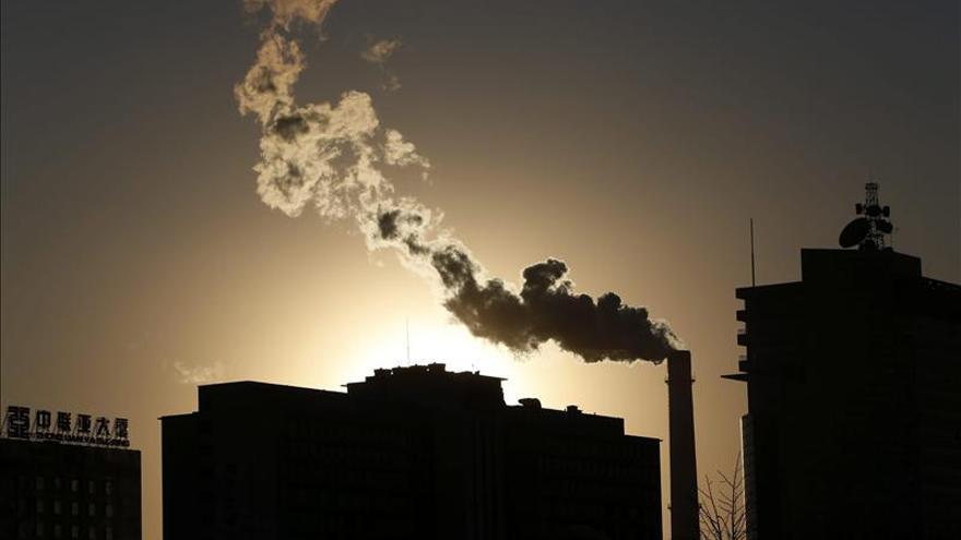 El CO2 en la atmósfera supera récord histórico de 400 partes por millón