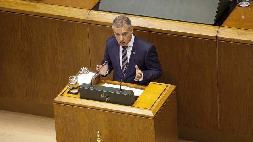 """Urkullu insiste en que el Gobierno Vasco no puede apoyar a La Naval con ayudas financieras por """"normativa europea"""""""