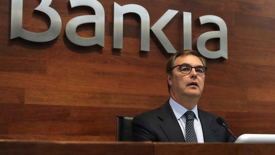 Bankia mantiene el objetivo de generar 2.500 millones de capital para dividendos