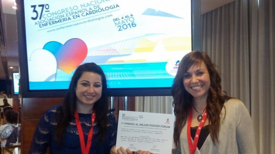 Valdecilla gana el premio al mejor Póster Forum en el 37º Congreso de la Asociación de Enfermería en Cardiología