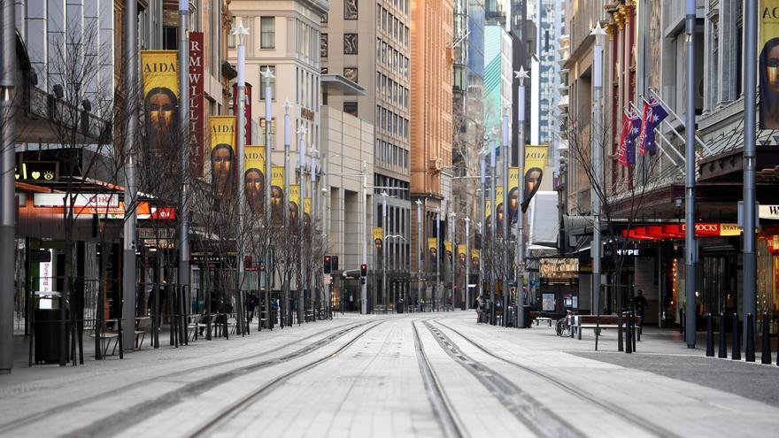 Australia extiende un mes más el confinamiento de Sídney por la covid