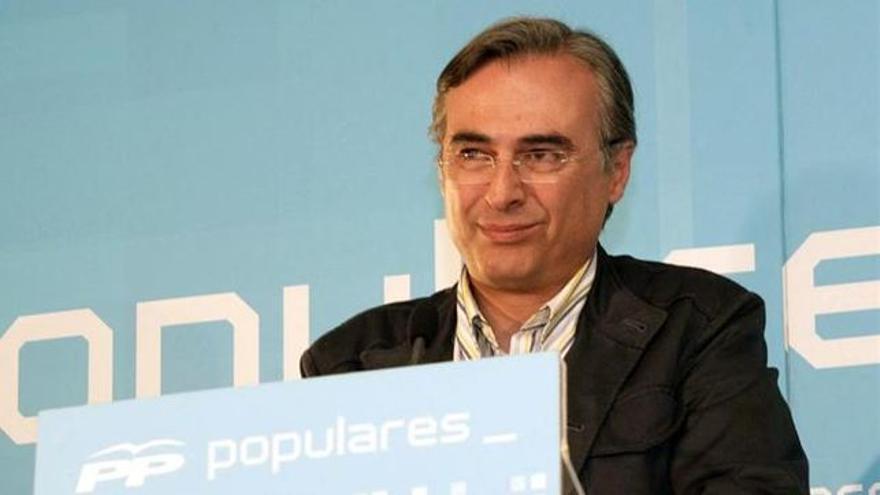 José Manuel Molina, ex-alcalde de Toledo / Foto: Europa Press