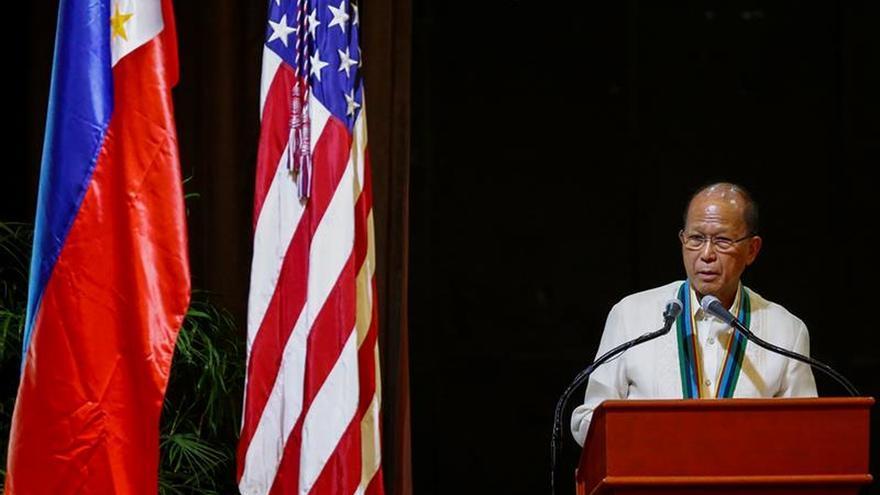 Filipinas y EEUU concluyen unas maniobras militares de menor envergadura