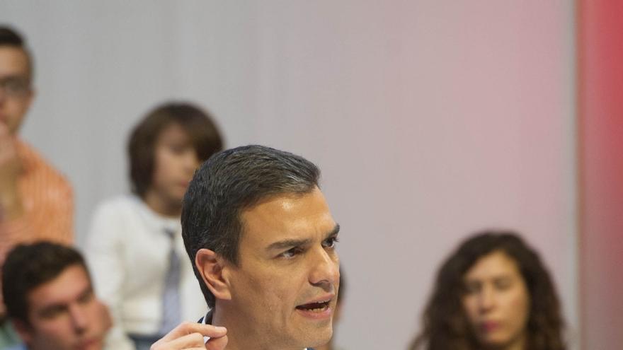 """El PSOE cree que Sánchez ha """"desenmascarado"""" a Rajoy diciéndole lo que piensan y sufren los españoles"""