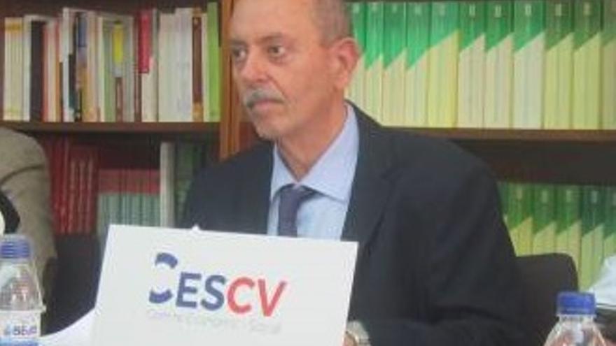 Carlos Alfonso Mellado, catedrático de Derecho Laboral y presidente del Comité Económico y Social.