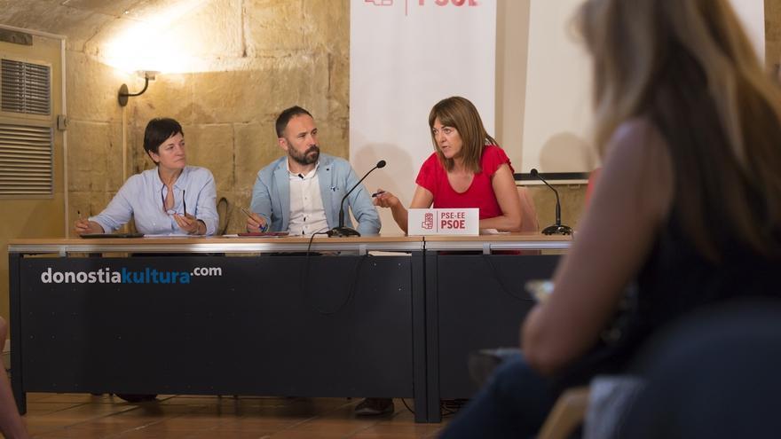 """Mendia (PSE) dice que el no del PSOE a Rajoy """"es claro"""""""