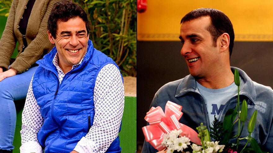 Pablo Chiapella en 'LQSA' y Luis Merlo en 'ANHQV'