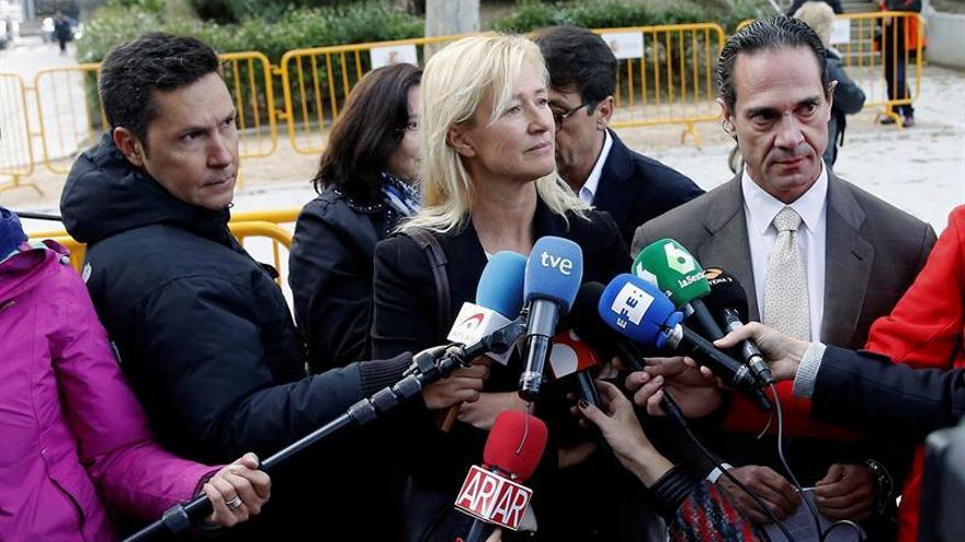 """Ana Duato, """"muy traicionada"""" por el asesor Fernando Peña del bufete Nummaria"""