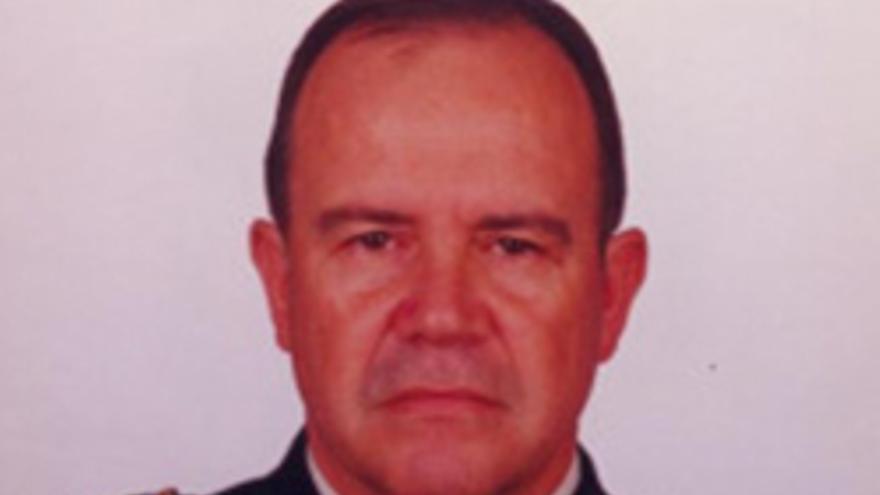 El general de división Juan Chicharro Ortega