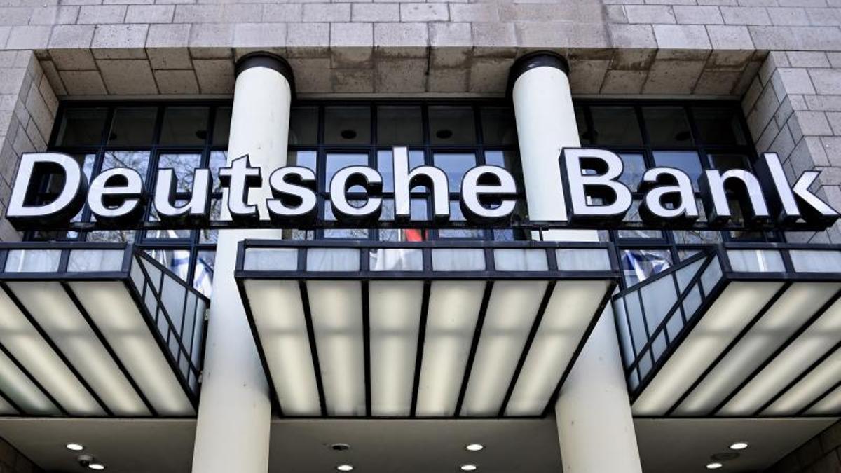 Sede central de Deutsche Bank.