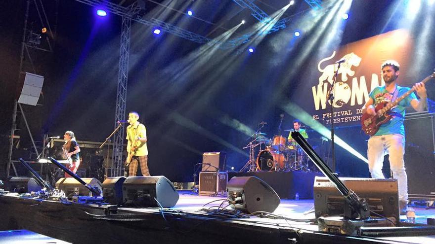 Actuación de Limando en WOMAD Fuerteventura 2015 (WOMAD FUERTEVENTURA)