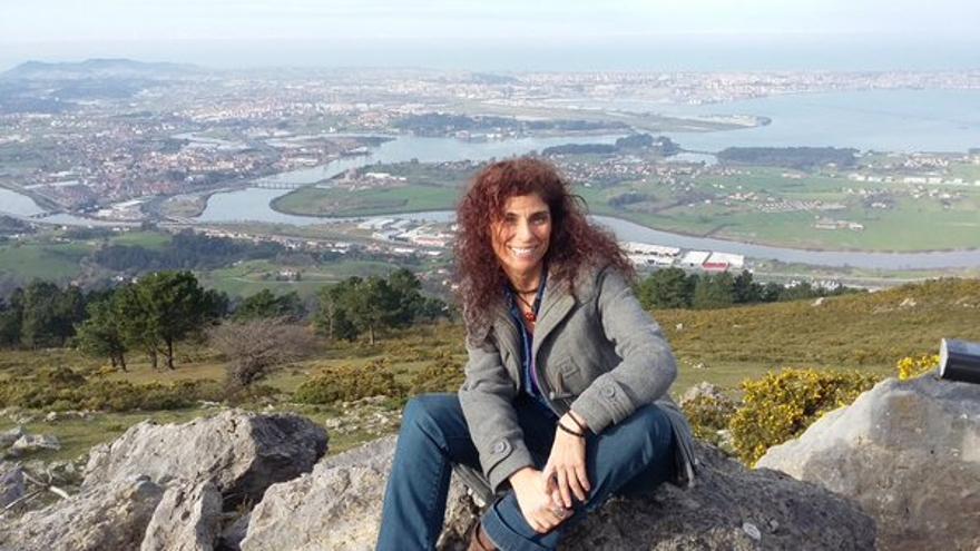 Rosana Alonso, nueva diputada de Podemos por Cantabria.