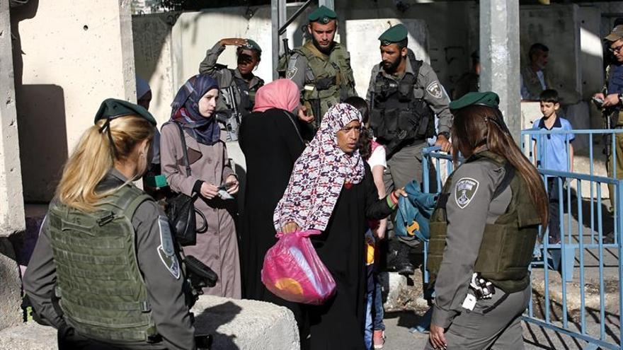 Jerusalén aumenta las medidas de seguridad ante el segundo viernes de Ramadán