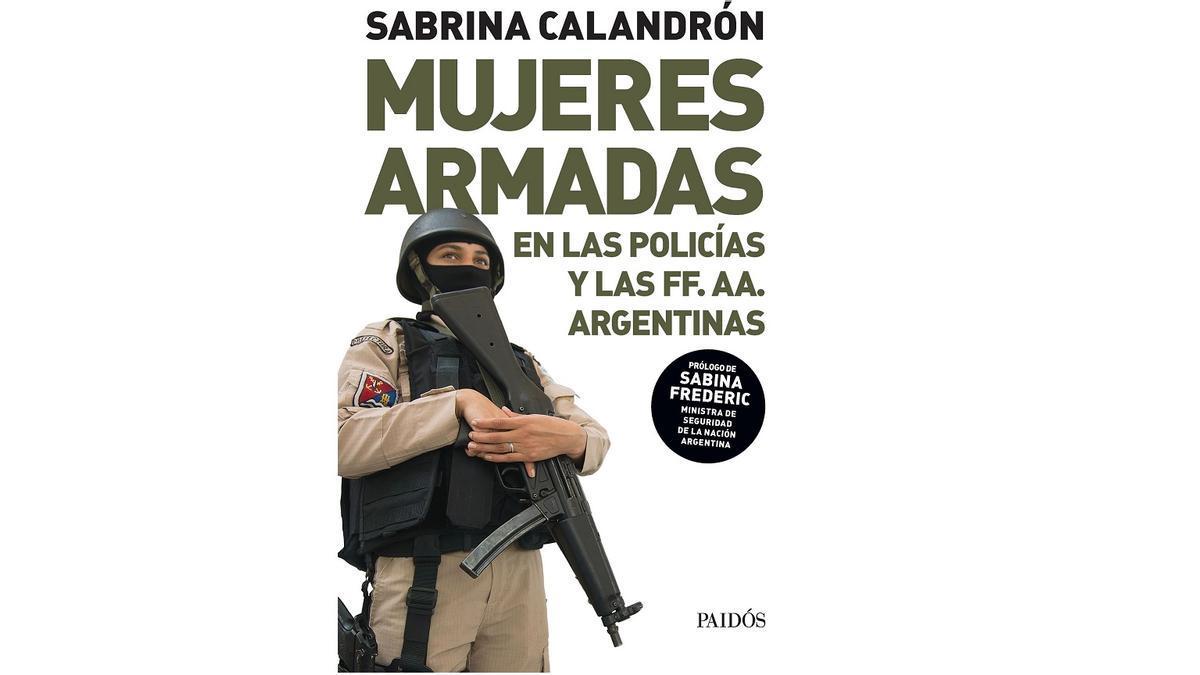 Mujeres armadas, Sabrina Calandrón