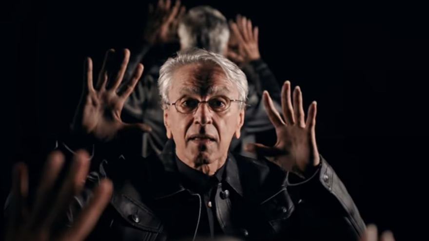 Caetano Veloso en su video más reciente