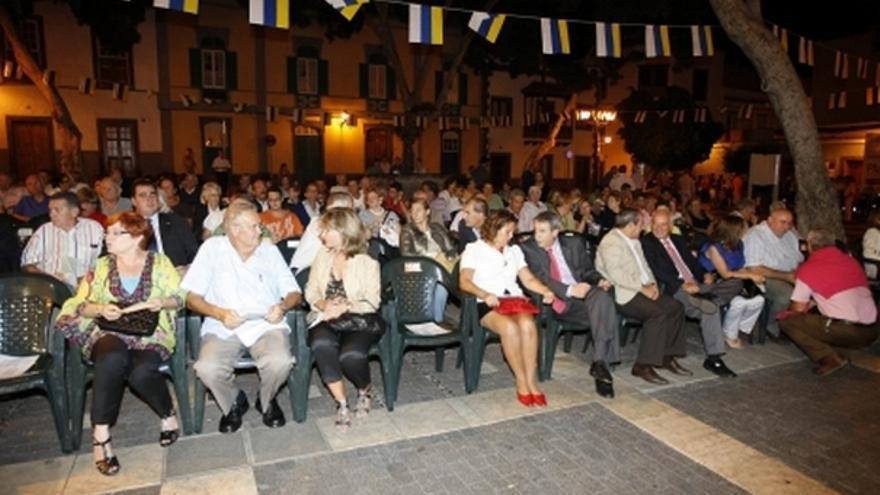 Del pregón de las fiestas de Vegueta #6