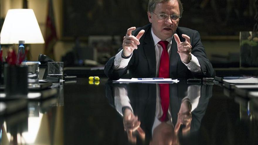 """El delegado del Gobierno pide investigar el """"fallo seguridad"""" en el robo de San Pío V"""